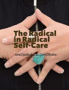 Radical in Radical Self Care